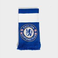Official Team Chelsea FC Bar Scarf - Blue - Mens 204888