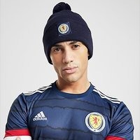 Official Team Scotland FA Bobble Hat - Navy 15973193