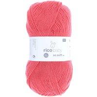 Rico Design Baby So Soft dk 100g 250m rose