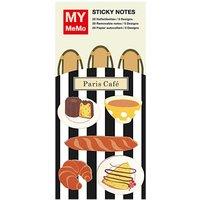 Rico Design Sticky Notes Französisches Frühstück 100 Stück