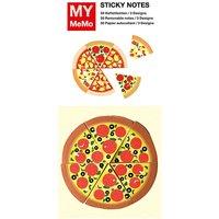 Rico Design Sticky Notes Pizza 90 Stück