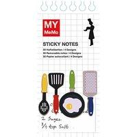 Rico Design Sticky Notes Koch 120 Stück