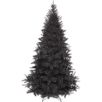 Triumph Tree Forest Frosted Bristlecone Fir Black 215