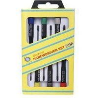 Fixapart Tools ASS-3106A Elektronische Schroevendraaierset 6-delig