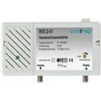 Huisaansluitingversterkers BVS 3-65 Retourkanaal passief: 5...65 MHz Versterking: 30 dB