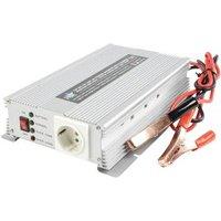 Hq Inv600c-12 Omvormer 12 230 V 600 W met Ingebouwde Lader