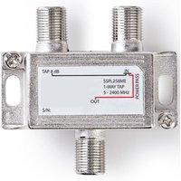 1-weg tap 5 2400 MHz 8 dB (FC-1TAP-8S-KN)