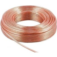 Luidspreker Kabel 1.5mm Rol 100 meter