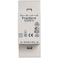 Friedland beltransformator E3539N 12V 2,0A