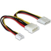DeLOCK Y-cable power (82111)