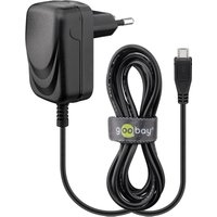 USB Micro Thuislader 1 meter
