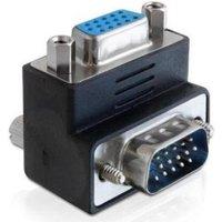 DeLOCK VGA 270Angled Adaptor D-sub 15 (65247)