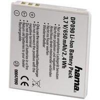 Hama 47090 Batterij 3.6v-700mAh Canon NB4L
