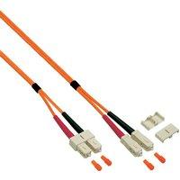 Glasvezel Kabel SC naar SC OM2 20 meter
