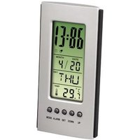 Hama LCD-Thermometer Zilver (775298)