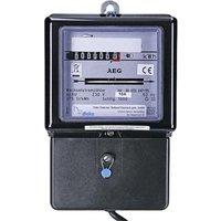 Stopcontact Sterkstroom KWh meter 10-40A 220V-AC
