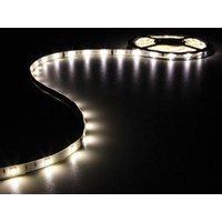 FLEXIBELE LED STRIP WARM WIT 150 LEDs 5m 12V