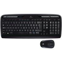 MK330 draadloze muis-toetsenbordcombinatie Logitech