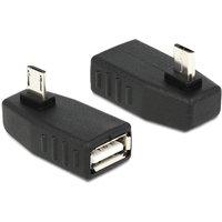 DeLOCK USB Adaptor micro B -> A ma-fe (65474)