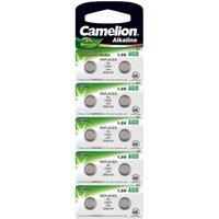 Battery Camelion Alkaline AG0 0% Mercury-Hg (10 pcs.) Camelion