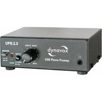 DYNAVOX UPR-2.0 SW voorversterker