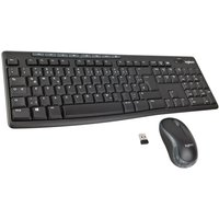 TAS Logitech Cordless Desktop MK270 sw Quality4All