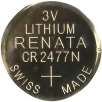 Renata Knoopcel CR 2477N Lithium 950 mAh 3 V 1 stuks