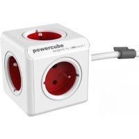 Allocacoc PowerCube Extended 1.5 m  5 Stopcontacten