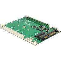 DeLOCK 2.5? Converter SATA 22 Pin > M.2 NGFF (62544)
