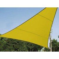 Driehoekig zonnezeil Lichtgroen HQ product