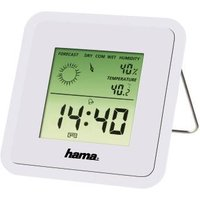 Hama TH50 Thermometer-Hygrometer Wit