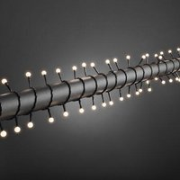 LED lichtsnoer met 80 warm witte bolletjes klein