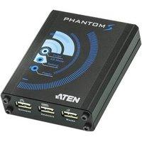 Muis-Toetsenbord Adapter voor consoles Aten