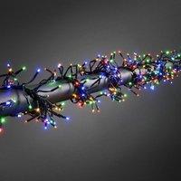 Clusterlichtketting Buiten werkt op het lichtnet LED Bont Konstsmide 3865-500