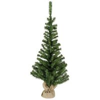Kerstboom Afmeting: H90 x B50 cm