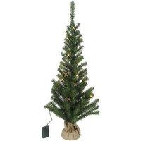 Kerstboom Afmeting: H90 x B45 cm