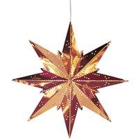 Kerstster Afmeting: Ø25 cm