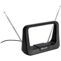 FM-VHF-UHF-DVB-T-binnenantenne 5 7 dB (ANT 116-KN)