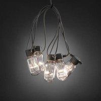 Prikkabel E27 lamp Warm wit licht Konstsmide