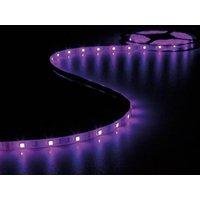 KIT MET FLEXIBELE LED-STRIP, CONTROLLER EN VOEDING RGB 150 LEDs 5 m 12 Vdc ZONDER COATING