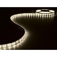 KIT MET FLEXIBELE LED-STRIP EN VOEDING WARMWIT 300 LEDS 5 m 12Vdc