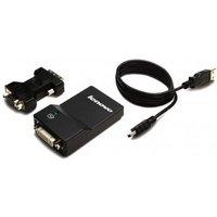 Lenovo USB 3.0 DVI-VGA