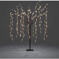 130 cm hoge LED-lichtboom buiten 180-l.