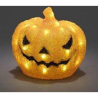 Konstsmide 6146-203 Acryl figuur LED Oranje