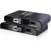 HDMI versterker tot 500 meter TechtubePro