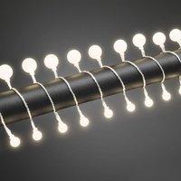 LED Globelichtsnoer, kleine en grote lampjes, 3680-103