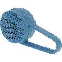 Draagbare Bluetooth�-speaker met clip 3 W blauw