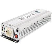 Omvormer 24 230 V 1500 W 1x schuko-uitgang (KN-INV1500W24)