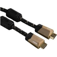 Hama HDMI Aansluitkabel [1x HDMI-stekker 1x HDMI-stekker] 1.50 m Zwart