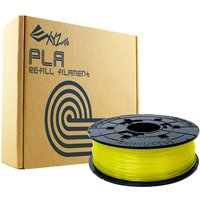 Filament XYZprinting PLA kunststof 1.75 mm Geel 600 g Alleen geschikt voor XYZ Junior printer